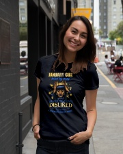 JANUARY GIRL Ladies T-Shirt lifestyle-women-crewneck-front-5