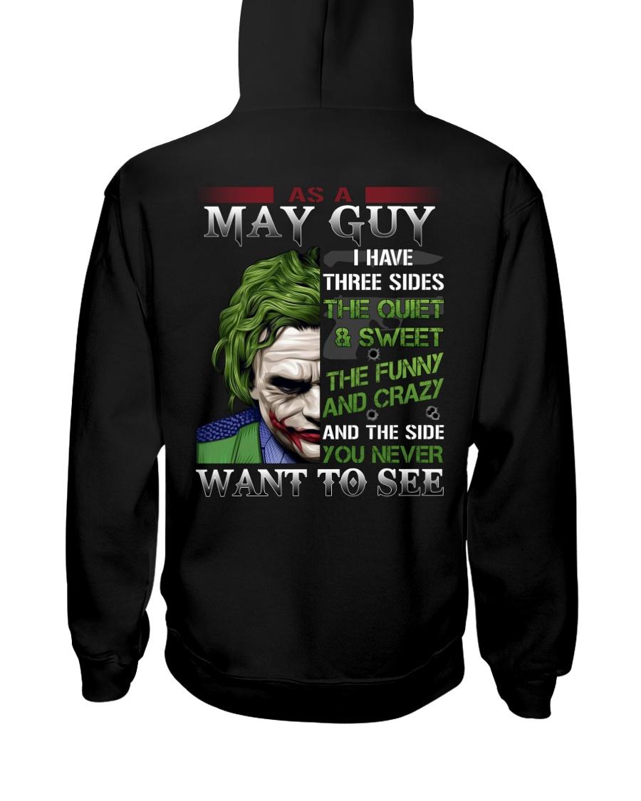 MAY GUY Hooded Sweatshirt