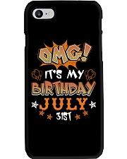 31st July OMG Phone Case thumbnail