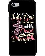 H- JULY GIRL Phone Case thumbnail