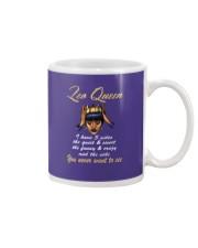 Leo Queen 3 sides Mug thumbnail