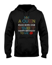13 SEPTEMBER Hooded Sweatshirt thumbnail