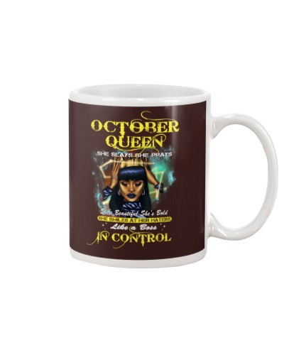 QUEEN OCTOBER