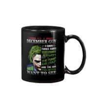 H- December T shirt Printing Birthday shirts  Mug thumbnail