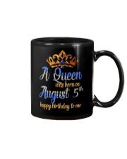 AUGUST QUEEN Mug thumbnail