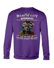 H- MARCH GUY Crewneck Sweatshirt thumbnail