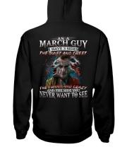 H- MARCH GUY Hooded Sweatshirt thumbnail