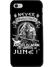 JUNE MAN 1 Phone Case thumbnail
