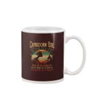 Capricorn Girl Shirt Birthday Shirts for Women Mug thumbnail