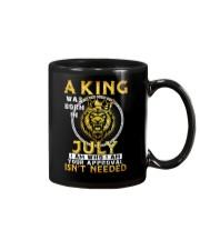 H- JULY KING Mug thumbnail