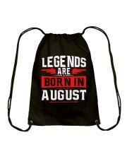 AUGUST LEGENDS Drawstring Bag thumbnail