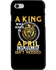 APRIL KING LHA Phone Case thumbnail