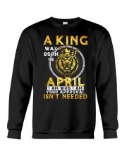 APRIL KING LHA Crewneck Sweatshirt thumbnail