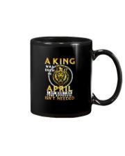 APRIL KING LHA Mug thumbnail
