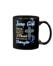 H- JUNE GIRL Mug thumbnail