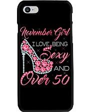 NOVEMBER GIRL Phone Case thumbnail