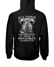 MAN NOVEMBER Hooded Sweatshirt thumbnail