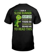 H- SLOW RUNNER Classic T-Shirt thumbnail