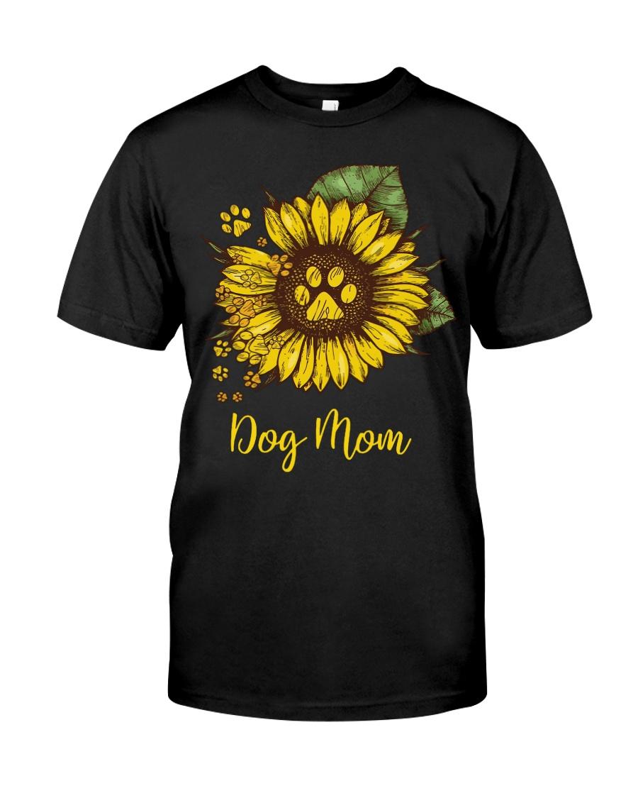 H- Dog Mom Tshirt Classic T-Shirt