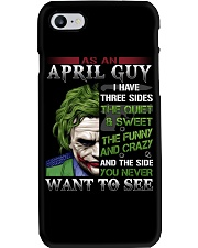 H- APRIL GUY Phone Case tile