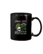 H- APRIL GUY Mug thumbnail