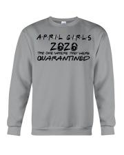 H- APRIL GIRL Crewneck Sweatshirt thumbnail