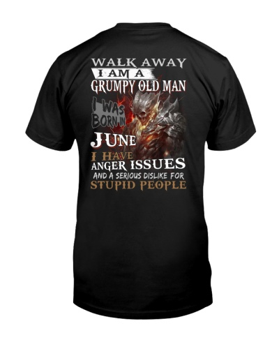 H- JUNE MAN