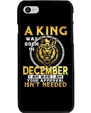 H- DECEMBER KING Phone Case thumbnail
