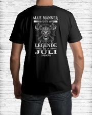 Juli Man Classic T-Shirt lifestyle-mens-crewneck-back-1