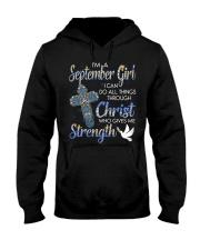 H- September Girl Hooded Sweatshirt thumbnail