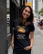 MARCH GIRL Ladies T-Shirt lifestyle-women-crewneck-front-5
