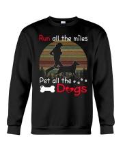 RUN N PET Crewneck Sweatshirt thumbnail