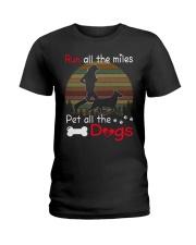 RUN N PET Ladies T-Shirt thumbnail