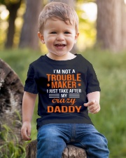 I'm Not Trouble Maker  - Daddy Youth T-Shirt lifestyle-youth-tshirt-front-4