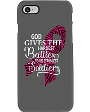 SOLDIERS Phone Case thumbnail