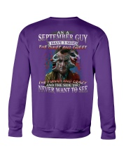 H- SEPTEMBER GUY Crewneck Sweatshirt thumbnail