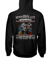H- SEPTEMBER GUY Hooded Sweatshirt thumbnail