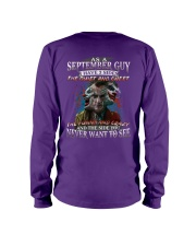 H- SEPTEMBER GUY Long Sleeve Tee thumbnail