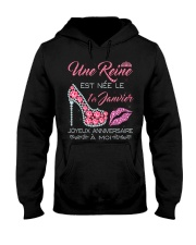 1er Janvier Hooded Sweatshirt thumbnail