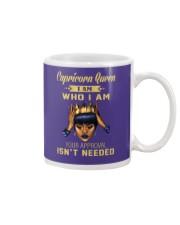 Capricorn Queen Who I am Mug thumbnail