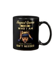 August Queen Who I am Mug thumbnail