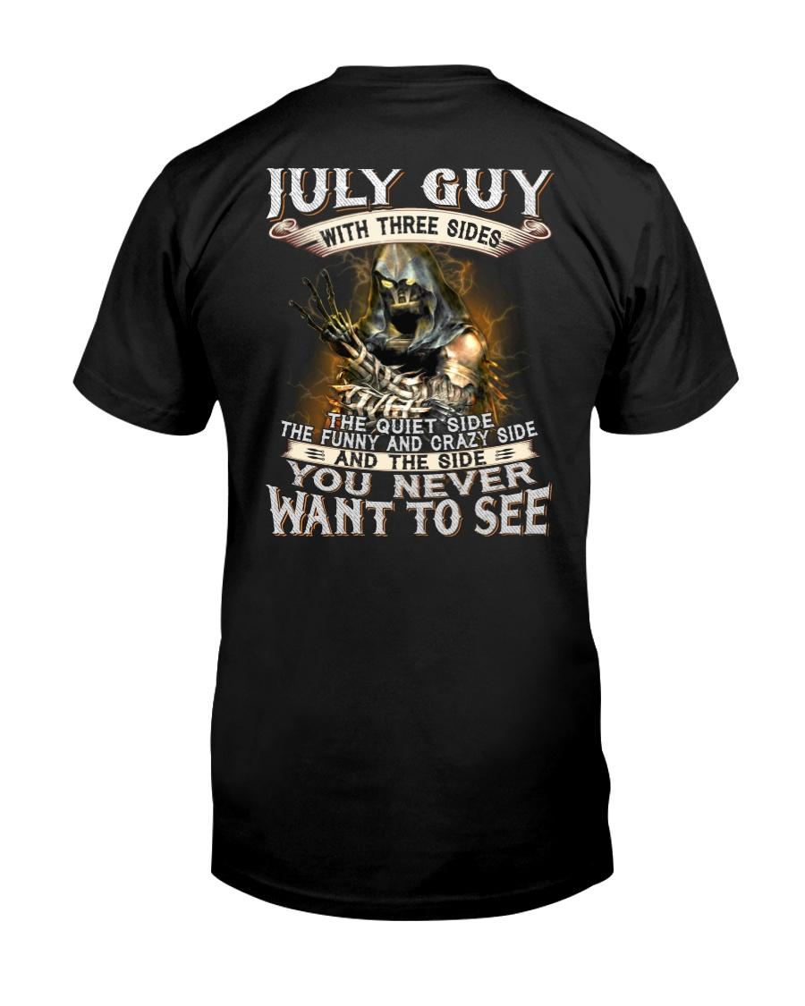 JULY MAN Classic T-Shirt