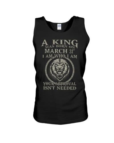 MARCH MAN 31