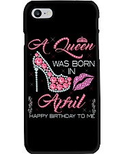 H- APRIL QUEEN  Phone Case thumbnail