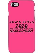 H- JUNE GIRL Phone Case thumbnail