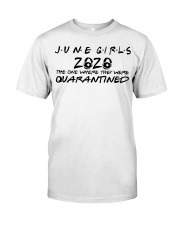 H- JUNE GIRL Classic T-Shirt front