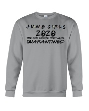 H- JUNE GIRL Crewneck Sweatshirt thumbnail