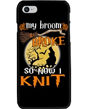 BROKE KNIT Phone Case thumbnail