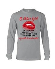 OCTOBER GIRL Long Sleeve Tee thumbnail