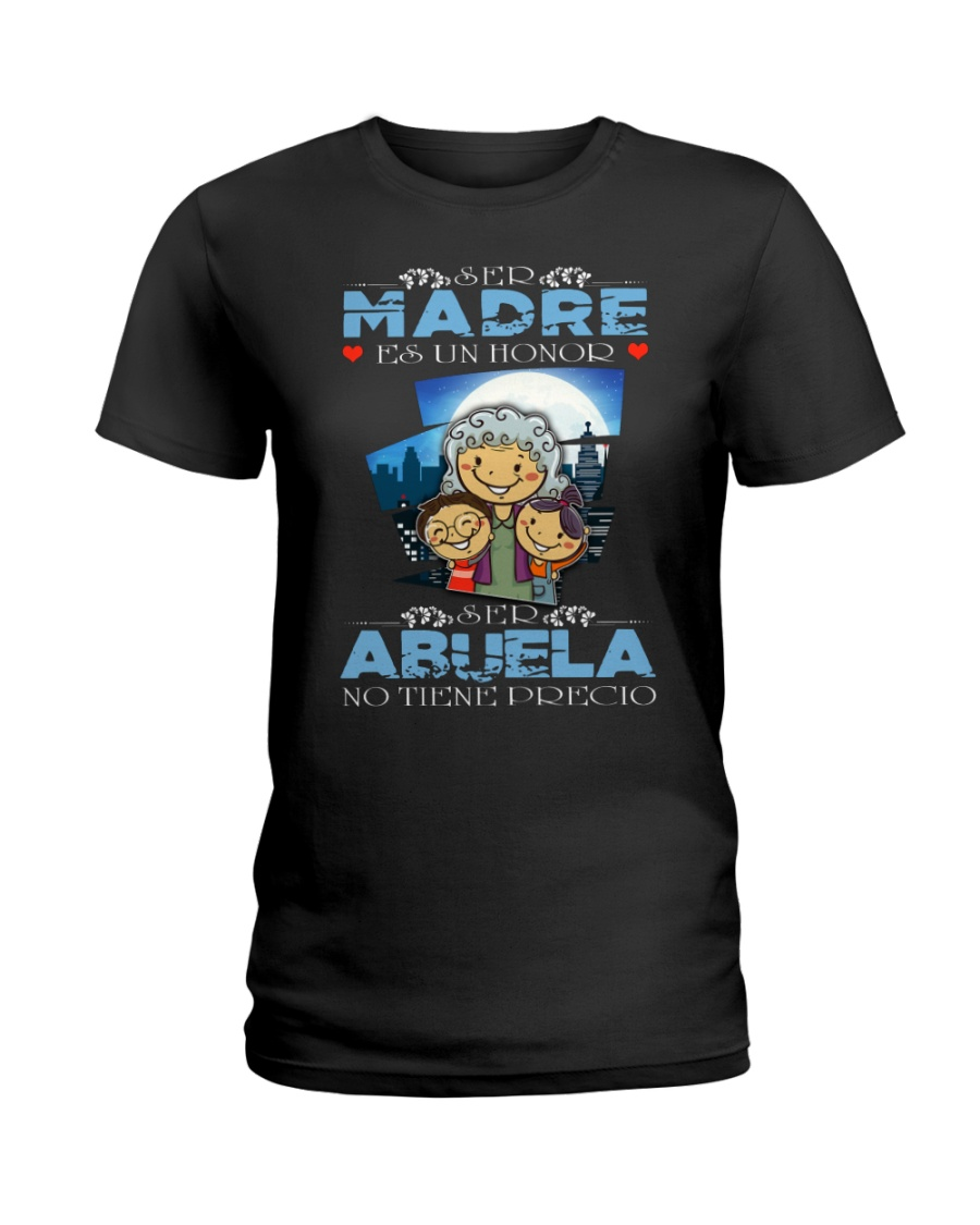 ABUELA Ladies T-Shirt